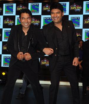 Kapil Sharma and his gang are excited about playing new characters on The Kapil Sharma Show, all set to air on Sony TV.