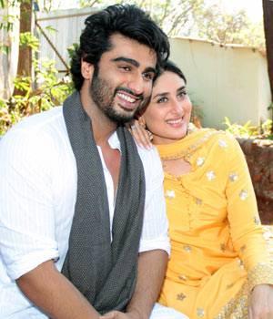 Arjun Kapoor and Kareena Kapoor recently promoted their upcoming movie Ki & Ka on the sets of TV show Thapki Pyar Ki.