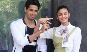 Sidharth Malhotra and Alia Bhatt posed for the cameras at a promotional event of their upcoming film Kapoor and Sons. And a bevy of stars were also spotted at the various locations of Mumbai. Here's what your favourite stars were up to.