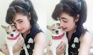 Yuvika Chaudhary, Bigg boss, Selfie, petfie, Instagram, pets, dogs