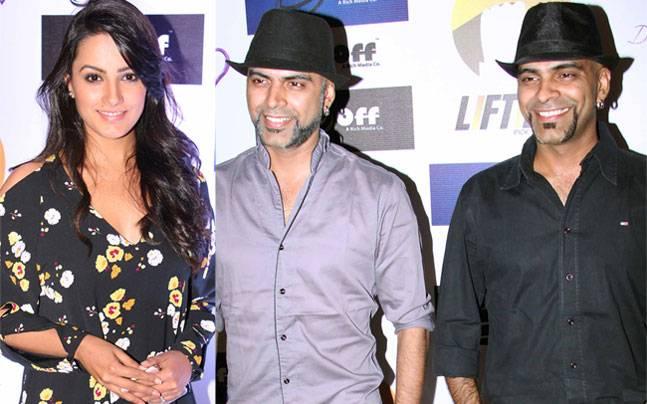 TV celebs like Raghu Ram, Rannvijay Singha and Anita Hassanandani were in attendance at the launch of Car & bike pooling app Liftiee. Take a look.