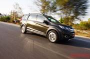 This is what the production model of Honda BR-V looks like