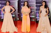 Pastel passion: Red carpet looks from the Global Indian Music Awards