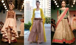 Lakme Fashion Week,Stars,Colours,Runway,Masaba Gupta,Headgears,Monisha Jaisingh,Lisa Haydon,Sunny Leone,Fashion,Monisha,Arjun Saluja,Masaba,Farah Sanjana,Rara Avis,Aarti,Vijay Gupta,Pallavi singhee,Tanieya Khanuja,Lalit dalmia,Sarah JalaN,Payal Khandwala,