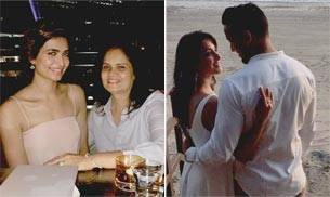 Karishma Tanna took her mother to an exotic dinner while Anita Hassanandani is enjoying a Goan holiday with hubby Rohit Reddy. Here's what other TV celebs were up to this weekend.