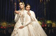 Tryst with 25 years: 50 style icons dress in Rohit Bal's creations for his silver jubilee celebration