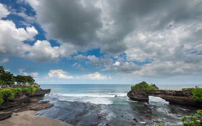1. Bali, Indonesia The popular destination Bali has been named as Asia's best island by TripAdvisor which recently announced the island segment of it Travellers' Choice Awards. The scenic island is known for its forested volcanic mountains, iconic rice p
