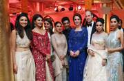 PHOTOS: When Bollywood stars met Kate Middleton and Prince William at the royal gala dinner