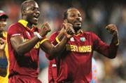 West Indies crush India to reach ICC World Twenty20 final