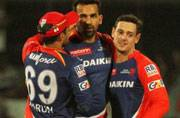 Delhi thump Mumbai by 10 runs to grab second spot in IPL table