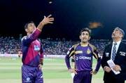 Rising Pune Supergiants,Kolkata Knight Riders,MS Dhoni photos,Gautam Gambhir photos,Suryakumar Yadav photos,Yusuf Pathan photos,Ajinkya Rahane photos,IPL 2016 photos