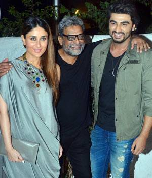 Arjun Kapoor and Kareena Kapoor Khan's latest release Ki and Ka has won the hearts of the audience. Within ten days of its release, Ki and Ka has minted Rs 48 crore at the box office. The star cast of the film came together to celebrate its success.