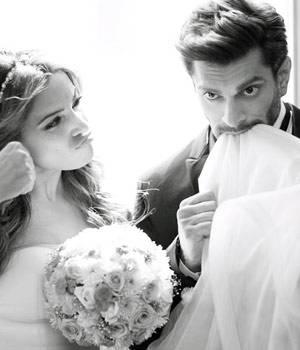 If Karan Singh Grover and Bipasha Basu's much-awaited wedding has kept the fans hooked, even the first look poster of Sidharth Malhotra and Katrina Kaif's upcoming film Baar Baar Dekho has grabbed eyeballs. Here's what B-Town was up to on Instagram.