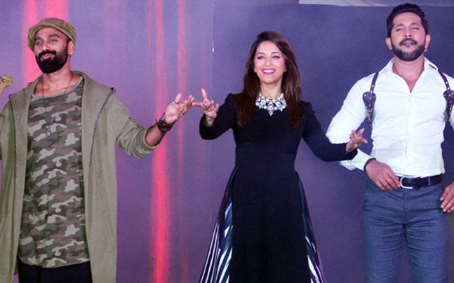 Dance reality TV show So You Think You Can Dance-Ab India Ki Baari which will be judged by a panel of three judges consisting of actress Madhuri Dixit, choreographers Terence Lewis and Bosco Martis was launched in Mumbai on Tuesday night.