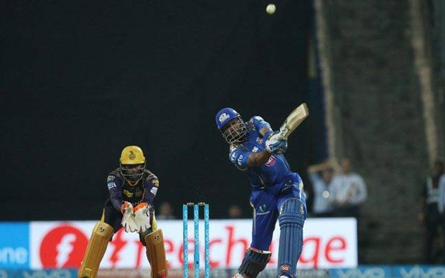 Mumbai Indians photos,Kieron Pollard photos,IPL 2016 photos,Rohit Sharma photos,Kolkata Knight Riders photos,MIvKKR,Wankhede Stadium,Gautam Gambhir photos