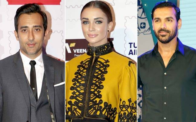 Celebrities at the Lonely Planet magazine India Travel Awards 2016.