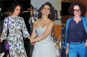 9 times Kangana Ranaut made us love the colour blue--without any witchcraft