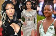Kim Kardashian to Nicki Minaj: All the dramatic looks from the #MetGala that will leave you gaping