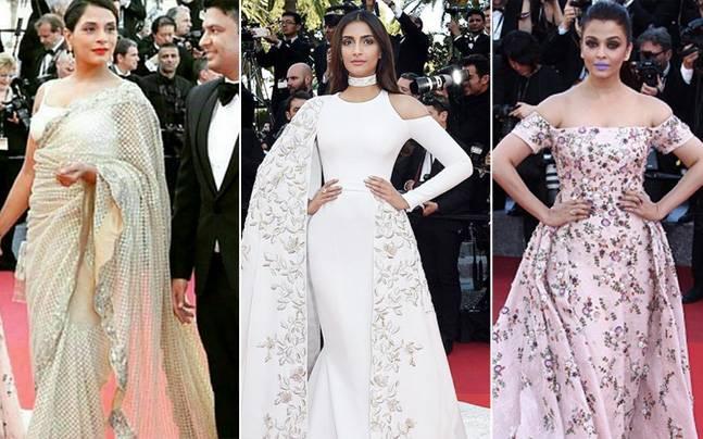 Aishwarya Rai Bachchan, Richa Chadha, Sonam Kapoor