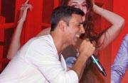 Housefull 3: Akshay Kumar and Jacqueline Fernandez steal the show at Taang Uthake song launch