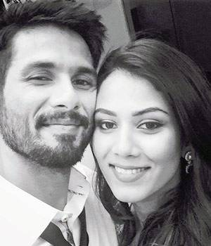 Be it Shahid Kapoor and his pregnant wife Mira Rajput's adorable selfie or Shah Rukh Khan's groupfie with the team of Gauri Shinde's next, B-Town stars kept the fans entertained on Instagram this week.