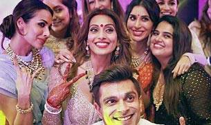 Love is in the air for Bollywood stars. If Bipasha Basu and Karan Singh Grover tied the knot, Shahid Kapoor and his pregnant wife Mira Rajput are on their babymoon in Maldives. Here's what B-Town stars shared on Instagram this week.