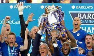 Leicester City,Leicester EPL trophy,EPL table,EPL winners,Jamie Vardy,Claudio Ranieri,Leicester vs Everton