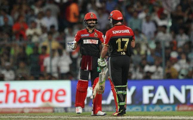 IPL 2016,Virat Kohli,Kohli injury,Royal Challengers Bangalore,KKRvRCB,Gautam Gambhir,AB de Villiers,Chris Gayle