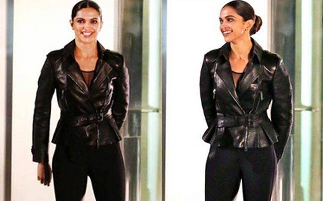 Deepika Padukone has wrapped up the XXX The Return Of Xander Cage shoot in style. Deepika Padukone's fan page recently shared a number of pictures of the Indian diva on Twitter. Let's have a look at the images.