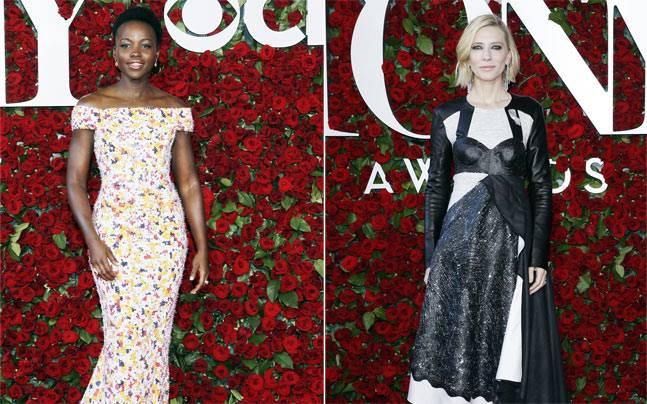 Lupita Nyong'o, Cate Blanchett