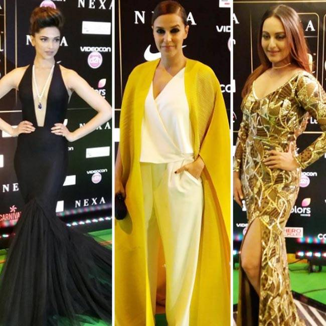 Madrid just got hotter, as B-Town celebs set the green carpet on fire last night for IIFA 2016's technical awards.