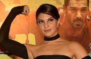 Dishoom trailer launch: A muscle-flaunting affair for John, Varun, Jacqueline