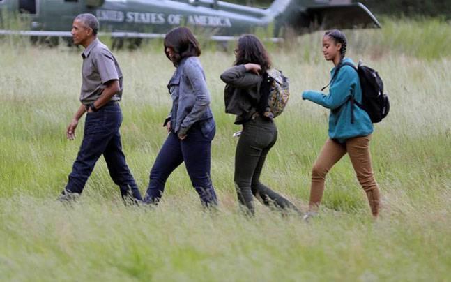 Obama's Yosemite visit