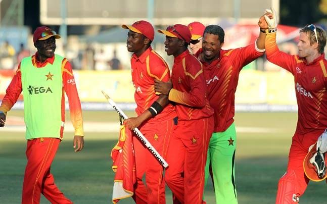 Elton Chigumbura photos,MS Dhoni,Neville Madziva photos,India vs Zimbabwe,Manish Pandey,Rishi Dhawan