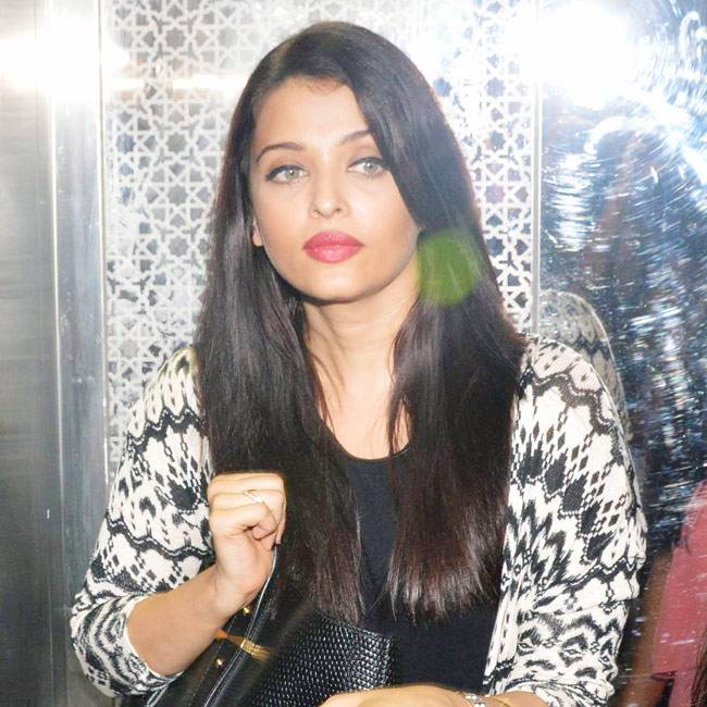 Aishwarya Rai Bachchan and her parents recently joined Abhishek Bachchan for the screening of his film Housefull 3.