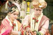 The titular head of the Wodeyar dynasty of Mysore, Yaduveer Chamraja Krishnadatta Wodeyar, tied the knot with Trishika Kumari, on June 27. On June 28 morning, a special reception was held for all the invited guests from across the country. Here are some g