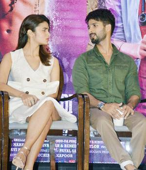 Shahid Kapoor and Alia Bhatt are ecstatic that their upcoming film Udta Punjab won against Censor Board. In fact, the verdict from Bombay High Court is a relief for team Udta Punjab.