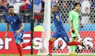 David Guetta,Euro 2016,Dimitri Payet,Olivier Giroud,FRAvROM