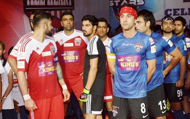 Virat Kohli,MS Dhoni,Yuvraj Singh,Charity footbal match,All Hearts,All Stars,Virat Kohli Foundation,Maharashtra drought