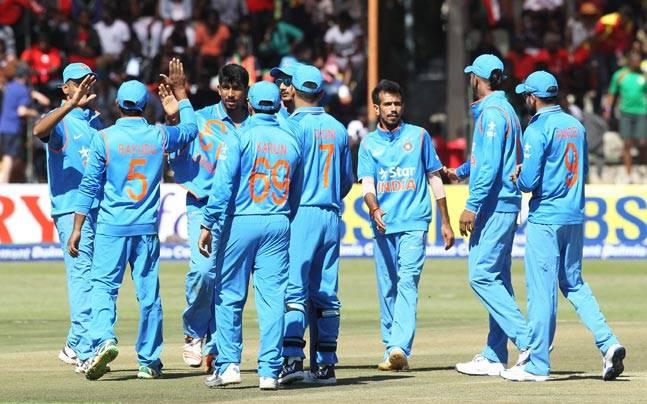India vs Zimbabwe, India vs Zimbabwe 2016, KL Rahul, MS Dhoni, Jasprit Bumrah, Ambati Rayudu, Yuzvendra Chahal, Hamilton Masakadza