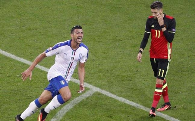Spain,Italy,Gianlugi Buffon,Gerrard Pique,Zlatan Ibrahimovic,Belgium,Euro 2016