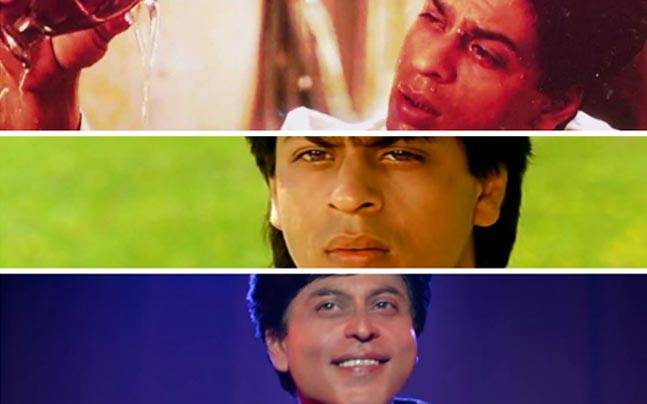 Ever since Shah Rukh Khan made his debut with Deewana exactly 24 years ago, he has given us memorable performances in a wide variety of films ranging from comedy to romance to action.