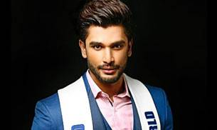 Mr World 2016, Rohit Khandelwal