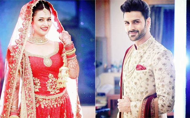 The biggest television wedding of the year was as spectacular as it could it. We bet, Divyanka Tripathi and Vivek Dahiya's wedding and reception pictures will give your marriage goals.
