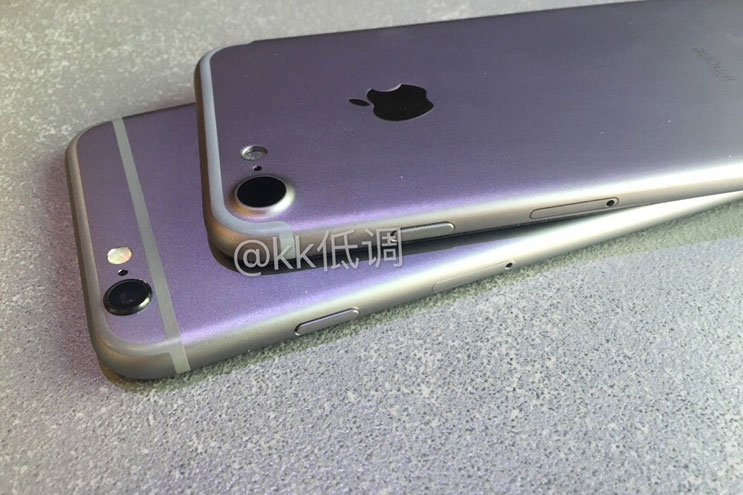iPhone 7 vs iPhone 6S: Leaks show differences