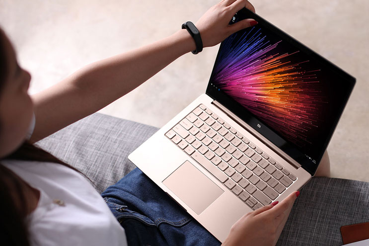 Meet Xiaomi's Mi Notebook Air: A Win 10 laptop with MacBook Air looks