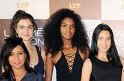 Anita Dongre, Evelyn Sharma choose the models for the Lakme Fashion Week runway