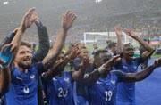 Euro 2016,France vs Iceland,Dimitri Payet,Olivier Giroud,Pual Pogba,Iceland Euro 2016