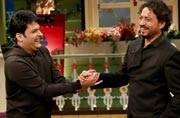 Irrfan, Jimmy promote Madaari on The Kapil Sharma Show