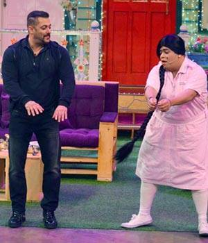 Salman Khan who had reportedly decided to give Kapil Sharma's TKSS for Sultan promotions a miss because of his association with Colors channel surprised everyone when he finally shot for the Sony TV show. According to reports, it was on Sultan's producer